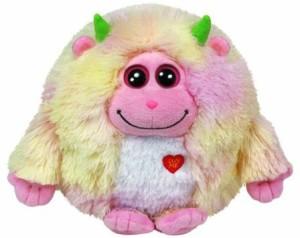 Ty Monstaz Lola Plush Yellow/Pink