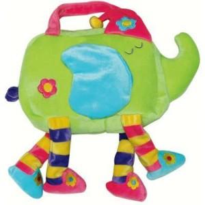 Sassafras Ellie Sleepwalker Elephant Bag  - 25 inch