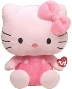 7d478b683ac Ty Beanie Babies Hello Kitty - All Pink (Large) - 20 inch ( Multicolor3
