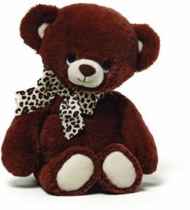 Gund Bleeker Brown Bear Plush