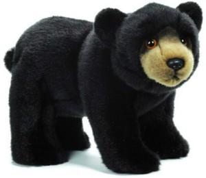 Ganz Webkinz Smaller Signature Black Bear