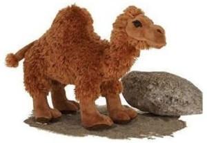Fiesta Toys Standing Camel Plush Animal115