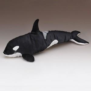 Wildlife Artists Killer Orca Whale Plush 18