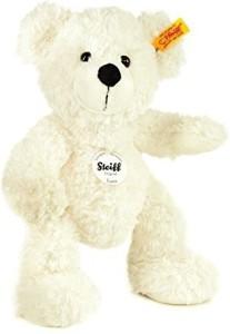 Steiff Lotte Teddy Bear - White 111310