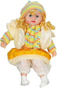 Aarushi Sweet Baby Doll  - 39 cm