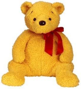 Buddies 1 X Ty Beanie Poopsie The Bear