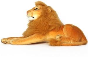 CraftSmith Soft Toy Stuffed Lion  - 60 cm