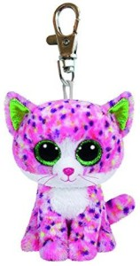 Ty Beanie Boos Sophie The Pink Cat Clip 3