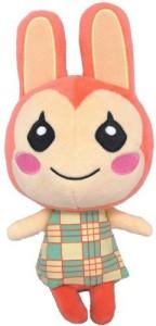 Sanei Animal Crossing New Leaf Doll Bunnie/Lilian 95