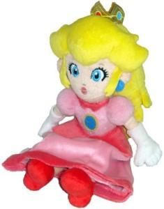 Sanei Super Mario Plush 8