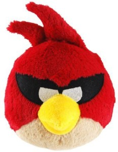 Angry Birds Space 8Inch Red Bird With Sound