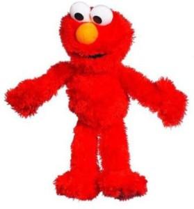 Hasbro Sesame Street Playskool Sesame Street Pals Elmo (34126)