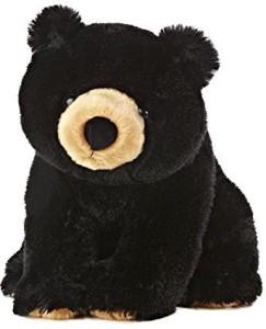 Aurora World Destination Nation Plushblack Bear