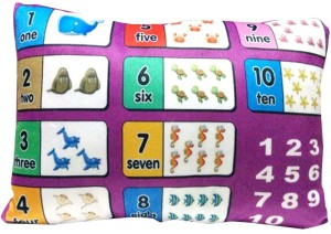 Deals India Educational Pillow Numbers  - 15 inch