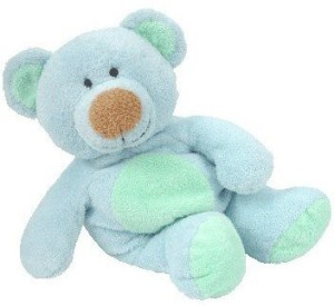 TY Pluffie S Bluebeary The Bear