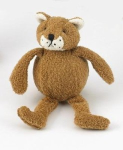 PurrFection Purrfection Cyrus Bouncy Buddy Cougar Plush