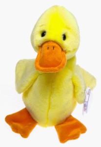b8eeb1a2eb8 Beanie Buddies Quackers the Duck Retired - 20 inch ( Multicolor151 )