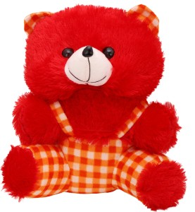 Arihant Online Red Lead Footed Teddy Bear  - 17 inch