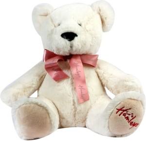 Hamleys Medium Bear Meringue  - 10 cm