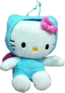 Hello Kitty Bee in Blue Costume  - 8 inch