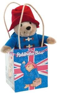 Rainbow Designs Paddington Bear In Union Jack Gift Bag