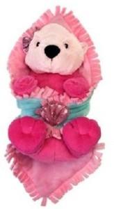 Fiesta Toys Fiesta Blanket Babies 11'' Sea Otter
