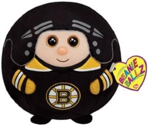 TY Beanie Babies Boston Bruins Plushmedium