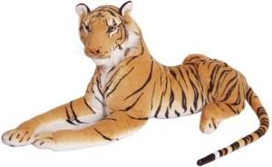 CraftSmith Soft Toy Stuffed Tiger  - 32 cm