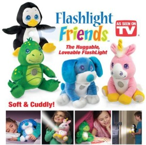 Collections Etc Flashlight Friends The Huggable Loveable Child'S Flash