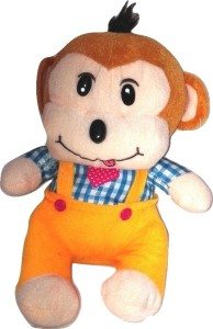 Cuddles Adorable Monkey With Music  - 32 cm