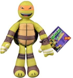 Teenage Mutant Ninja Turtles Sling Shout Michelangelo Plush