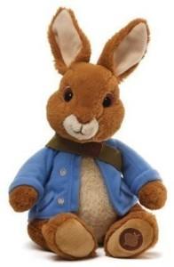 Peter Rabbit Gund Stuffed Animal, 11.5 inches  - 20 inch
