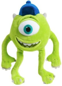 Just Play Monsters University Mike Bean Plush