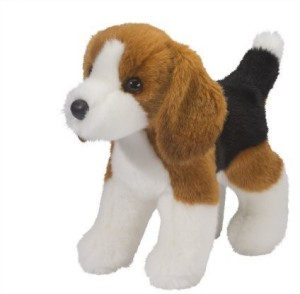 Douglas Cuddle Toys Dellwood Beagle