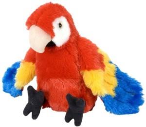 Wild Republic Scarlet Macaw 8