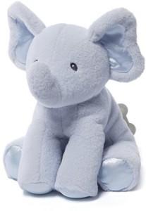 Gund Ba Bubbles Elephant Keywind Musical Plushblue85
