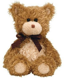 Ty Beanie Ba Beary Much The Bear (Internet Exclusive)