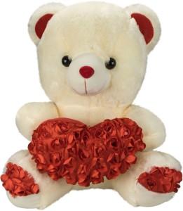 ANNI CREATIONS Teddy Bear Sweet Heart I Love You - (50 cm)  - 50 cm