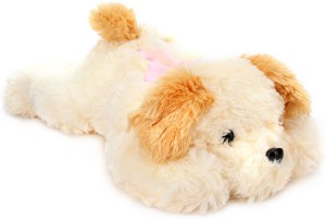 Tickles Peki Sleeping Dog  - 15 inch