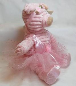 Unipak Kordy Pink Pig 12