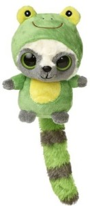 Aurora World Yoohoo & Friends Wanna Be Frog Plush5