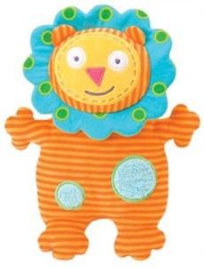 Alex Jr Fuzzy Friends Lemon Lion 1942