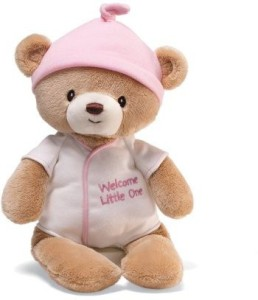 Gund Welcome Little One Bear in One 12