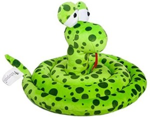 Peter Pan Plush Snakewith Cute Eyes Made From Highquality