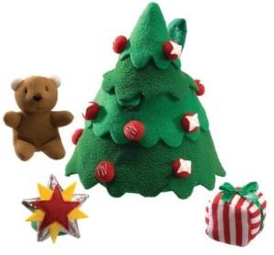 Gund Holiday Tree Playset