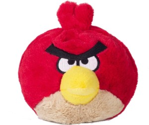 Angry Birds Plush Red 5