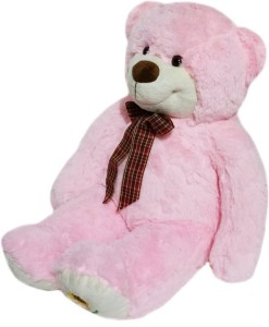 Soft Buddies Dimple Bear -Brown  - 17 inch