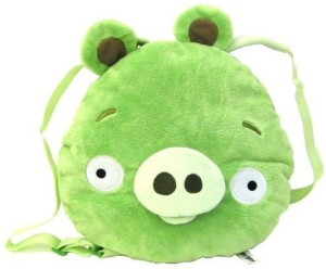 Angry Birds plush backpack piglet