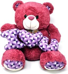 FunZoo Oscar I Love You Teddy Bear, Soft Toy  - 40 cm