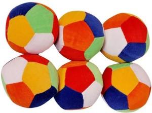 Misheema Creations Colorful balls  - 8 cm